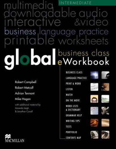 Global Intermediate - Business e-Workbook cena od 0 Kč