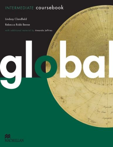 Global Intermediate - Coursebook cena od 496 Kč