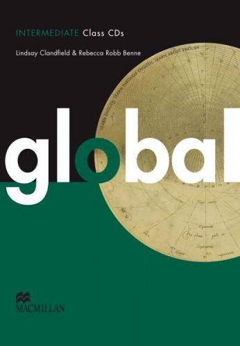 Global Intermediate - Class Audio CDs cena od 600 Kč