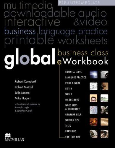 Global Pre-intermediate - Business e-Workbook cena od 451 Kč