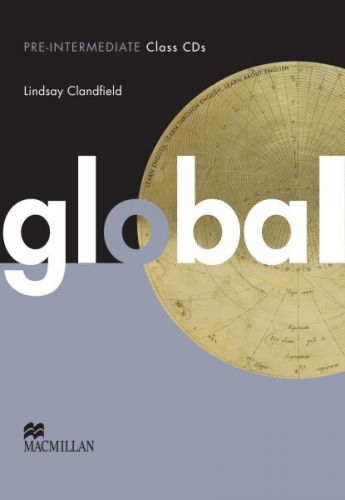Global Pre-intermediate - Class Audio CDs cena od 600 Kč