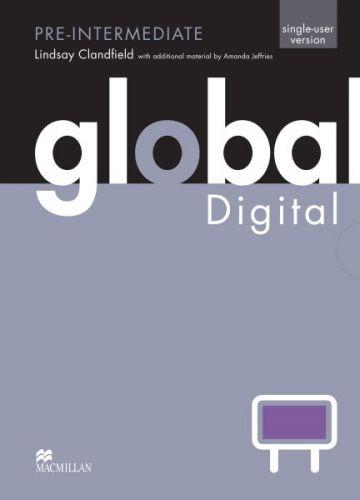 Global Pre-intermediate - Digital Whiteboard Software cena od 920 Kč