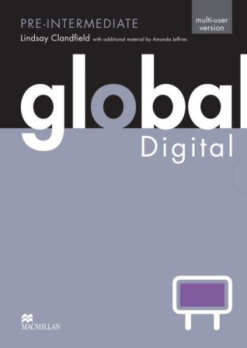 Global Pre-intermediate - Digital Whiteboard Software - Multiple User cena od 2800 Kč
