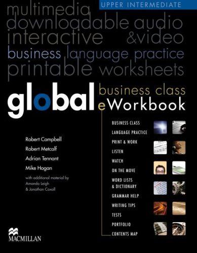 Global Upper-intermediate - Business e-Workbook cena od 451 Kč