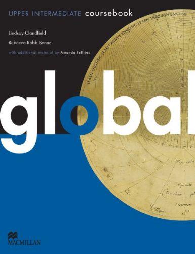 Global Upper-intermediate - Coursebook cena od 496 Kč