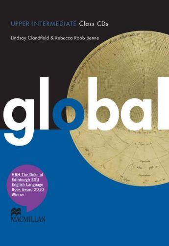 Global Upper-intermediate - Class Audio CDs cena od 600 Kč