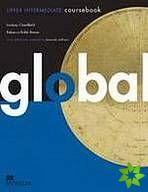 Global Upper-intermediate - Coursebook + eWorkbook Pack cena od 680 Kč