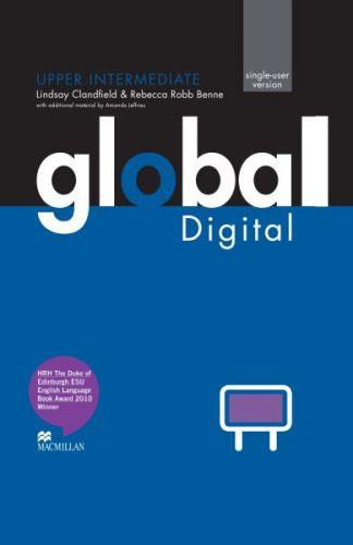 Global Upper-intermediate - Digital Whiteboard Software cena od 968 Kč