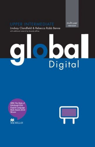 Global Upper-intermediate - Digital Whiteboard Software - Multiple User cena od 2944 Kč
