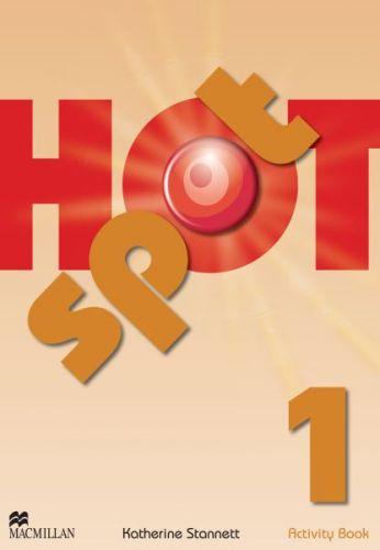 Hot Spot Level 1 - Activity Book cena od 208 Kč