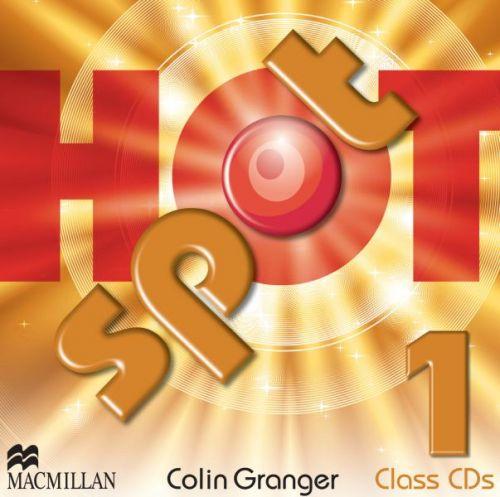 Hot Spot Level 1 - Class CDs cena od 592 Kč