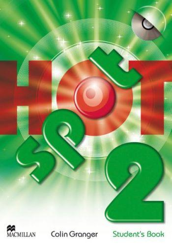 Hot Spot Level 2 - Student's Book + CD-ROM Pack cena od 336 Kč