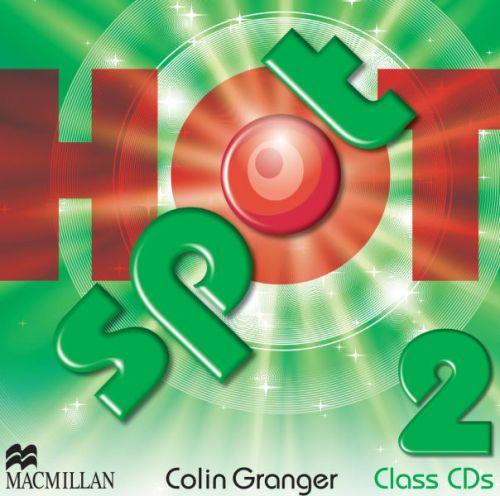 Hot Spot Level 2 - Class CDs cena od 592 Kč