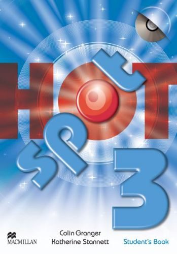 Hot Spot Level 3 - Student's Book + CD-ROM Pack cena od 319 Kč