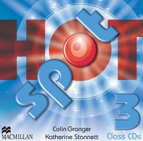 Hot Spot Level 3 - Class CDs cena od 620 Kč