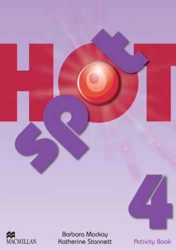 Hot Spot Level 4 - Activity Book cena od 208 Kč