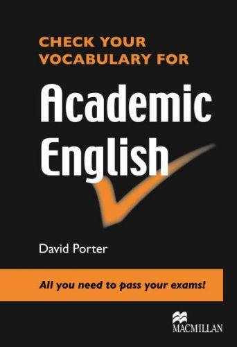 Check Your Vocabulary - for Academic English SB cena od 399 Kč