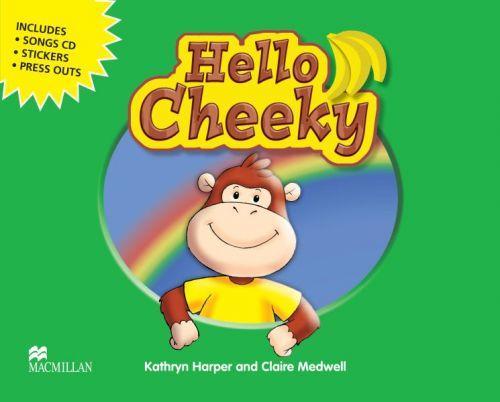 Cheeky Monkey - Hello Cheeky - Pupil's Book Pack cena od 380 Kč