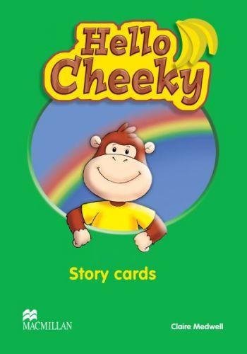 Cheeky Monkey - Hello Cheeky - Story Cards cena od 504 Kč