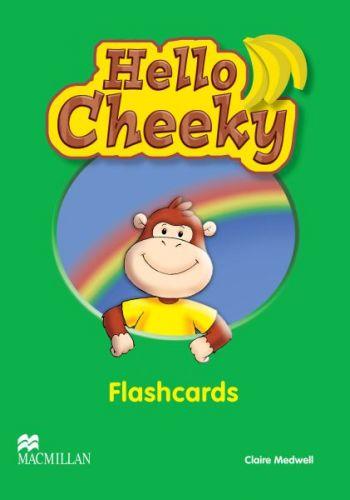 Cheeky Monkey - Hello Cheeky - Flashcards cena od 416 Kč