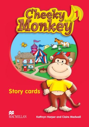 XXL obrazek Cheeky Monkey 1 - Story Cards