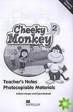 Cheeky Monkey 1 - Teacher's Notes cena od 688 Kč