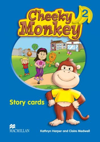 XXL obrazek Cheeky Monkey 2 - Story Cards