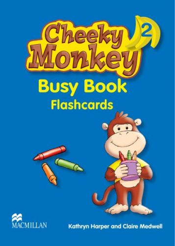 Cheeky Monkey 2 - Flashcards cena od 396 Kč