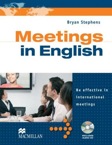 Meetings in English - Book & CD cena od 396 Kč