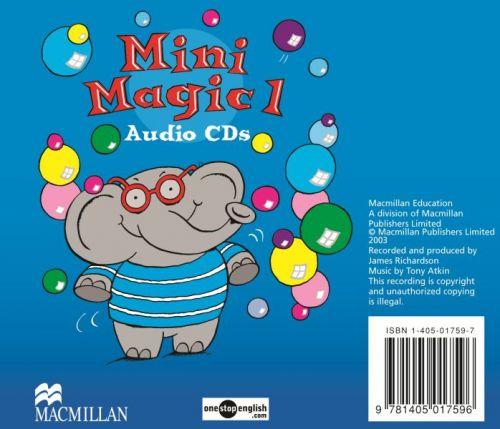 Mini Magic level 1 - Class A-CD cena od 636 Kč