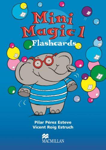 Mini Magic level 1 - Flashcards cena od 479 Kč