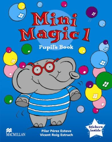 Mini Magic level 1 - Big Book cena od 719 Kč