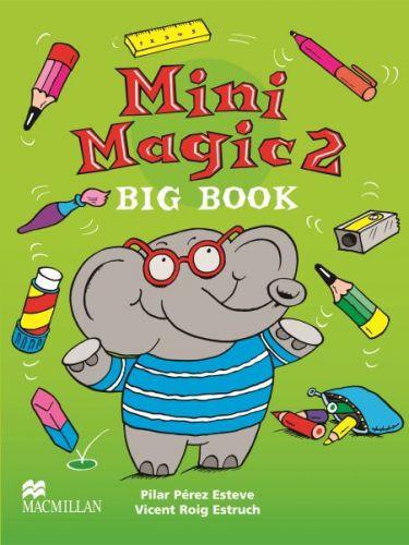 Mini Magic level 2 - Big Book cena od 719 Kč