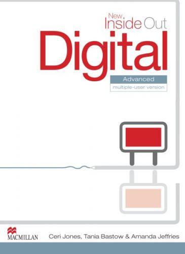 New Inside Out Advanced - Digital Whiteboard Software - Multiple User cena od 3202 Kč