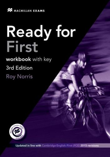 Ready for FCE (3rd edition) - Workbook & Audio CD Pack with Key cena od 288 Kč
