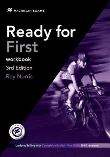 Ready for FCE (3rd edition) - Workbook & Audio CD Pack without Key cena od 302 Kč
