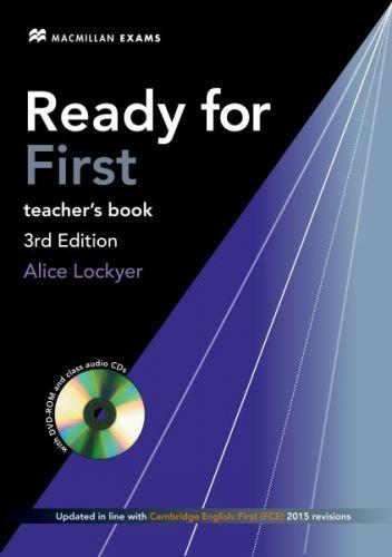 Ready for FCE (3rd edition) - Teacher's Book Pack cena od 708 Kč