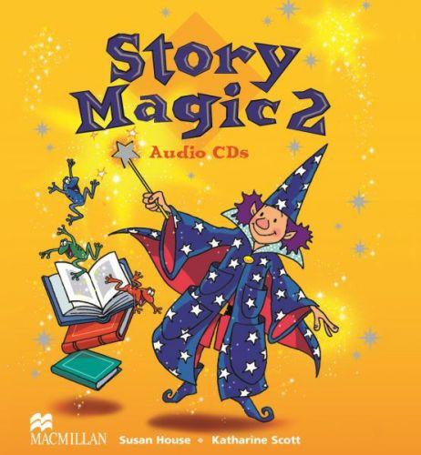 Story Magic Level 2 - Audio CD cena od 592 Kč