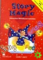 Story Magic Level 2 - IWB Software Levels 1 & 2 cena od 2096 Kč