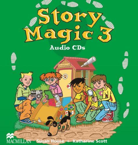 Story Magic Level 3 - Audio CD cena od 595 Kč