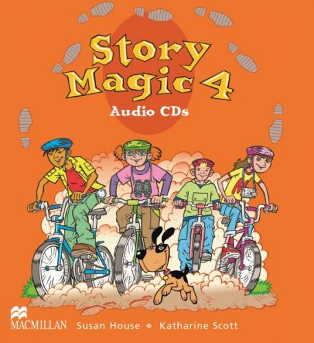 Story Magic Level 4 - Audio CD cena od 592 Kč