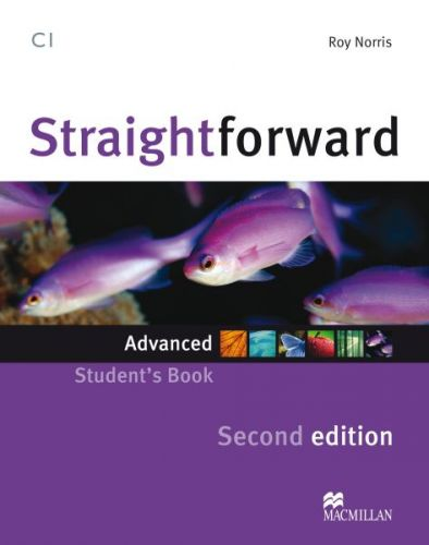 Straightforward 2nd Edition Advanced - Student's Book cena od 392 Kč