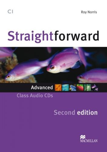 Straightforward 2nd Edition Advanced - Class Audio CD (2) cena od 628 Kč
