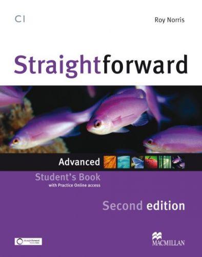 Straightforward 2nd Edition Advanced - Student's Book & Webcode cena od 399 Kč