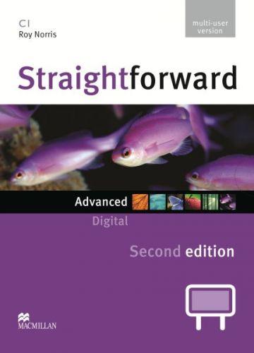 Straightforward 2nd Edition Advanced - IWB DVD ROM Multiple User cena od 2632 Kč