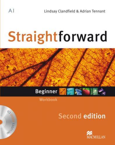 Straightforward 2nd Edition Beginner - Workbook & Audio CD without Key cena od 245 Kč