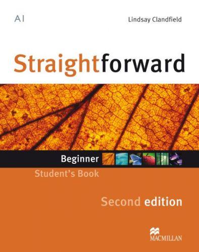 Straightforward 2nd Edition Beginner - Student's Book cena od 279 Kč