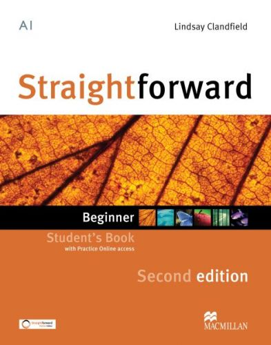 Straightforward 2nd Edition Beginner - Student's Book & Webcode cena od 399 Kč