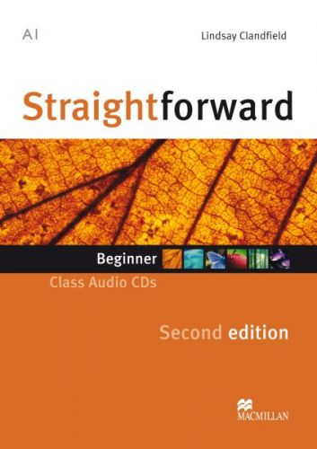 Straightforward 2nd Edition Beginner - Class Audio CD (2) cena od 628 Kč