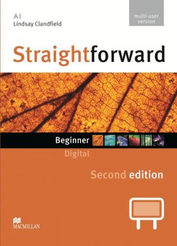 Straightforward 2nd Edition Beginner - IWB DVD ROM Multiple User cena od 2509 Kč